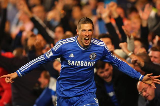 Analyzing Fernando Torres' Performance vs. Manchester City