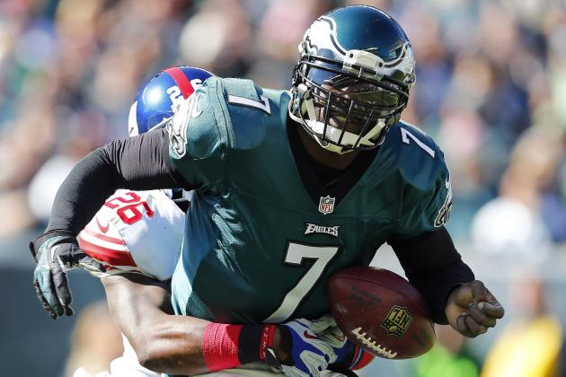 Michael Vick Injury: Philadelphia Eagles Won't Win NFC East Without QB