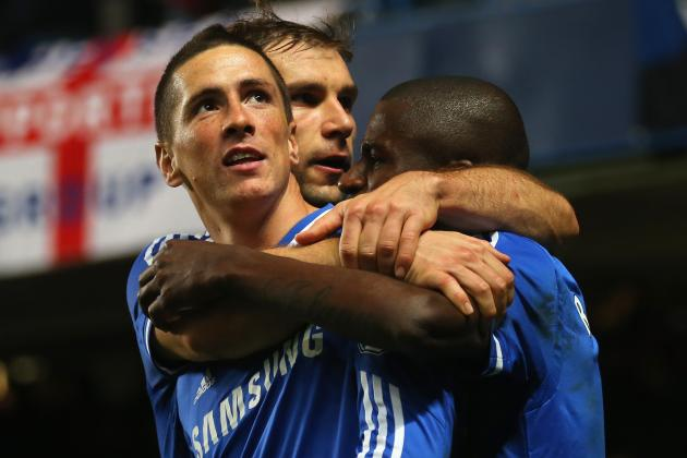 Jose Mourinho Refuses to Take Credit as Fernando Torres Steals Show for Chelsea