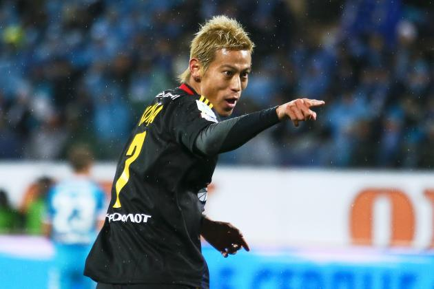 How Keisuke Honda Will Fit with AC Milan