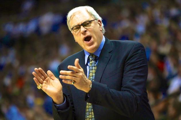 Phil Jackson Says There Would Have to Be 'Seismic Shift' to Return to Lakers
