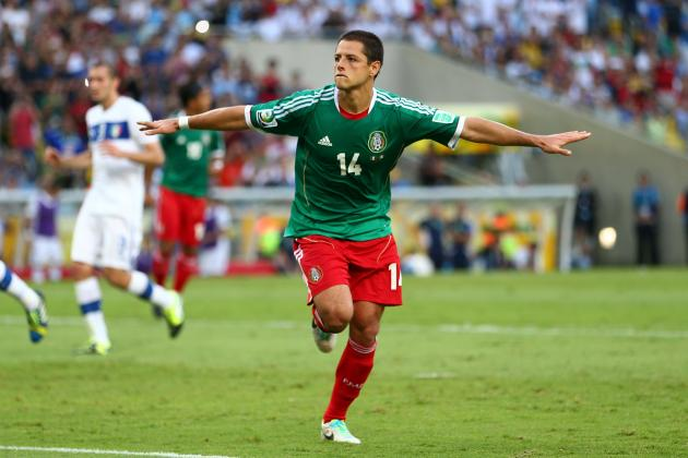 Javier Hernandez Must Leave Manchester United to Be El Tri's Cornerstone Again