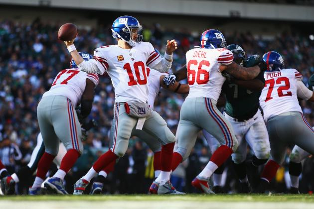 No Touchdowns, No Matter: Giants End Road Losing Streak