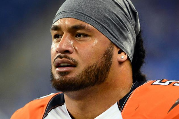 Maualuga out for Rest of Game