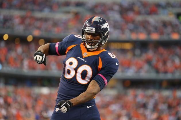 Julius Thomas Injury: Updates on Broncos TE's Ankle