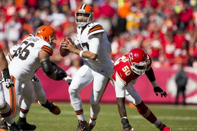 Another QB, Another Loss for Browns