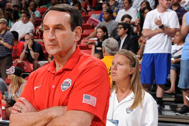 Duke Basketball: How Will Coach K Divide the Minutes?
