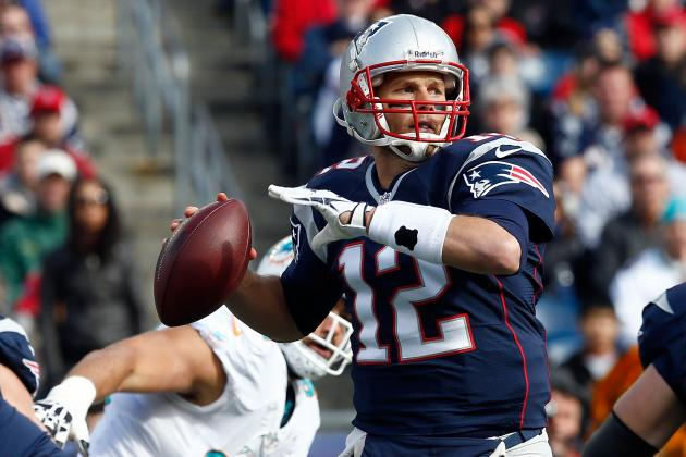 Resilient Patriots Rally to Catch Dolphins