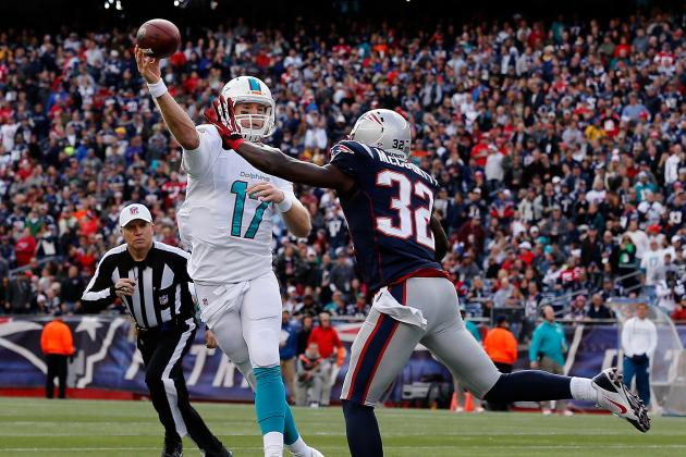 Patriots Defense Makes Big Plays to Stymie Dolphins