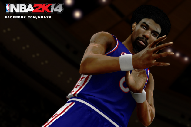 NBA 2K14: Dr. J's Addition Hints Legends Will Be Available for Next-Gen