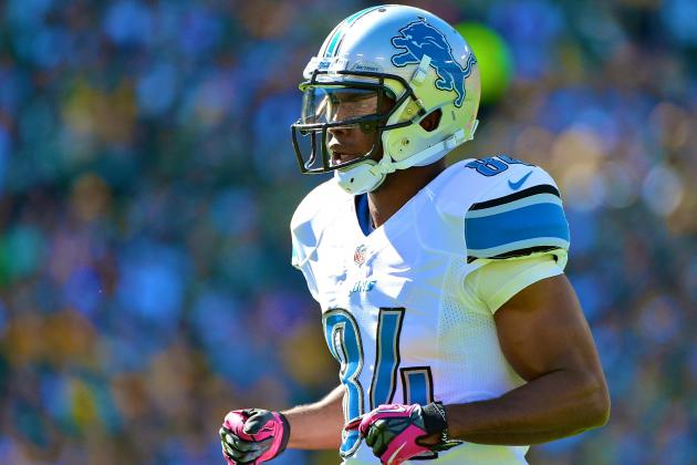 Ryan Broyles Injury: Updates on Lions WR's Achilles and Recovery