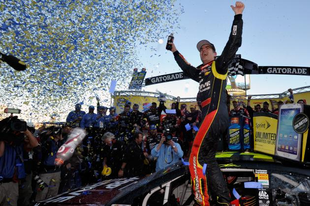 NASCAR at Martinsville 500 2013 Leaderboard: Results, Sprint Cup Standings, More
