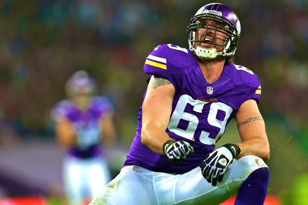 Jared Allen Trade Rumors: Latest Buzz and Speculation Surrounding Vikings DE