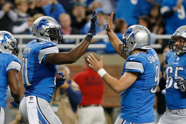 Spectacular Finish by Megatron, Stafford Shows Lions' Limitless Potential