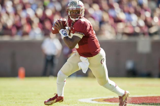 Is Jameis Winston Already the Best Quarterback in Florida State History?