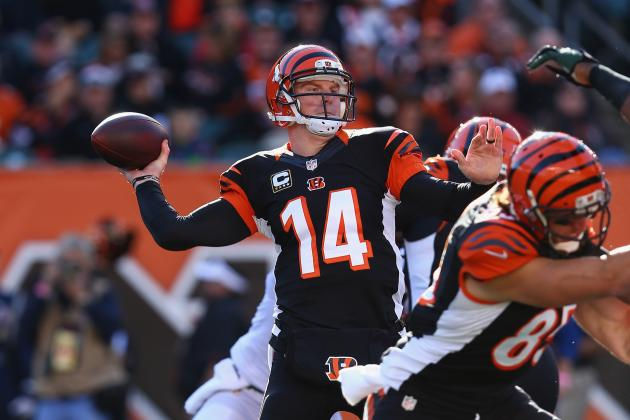 Andy Dalton's Instant Fantasy Reaction After Week 8