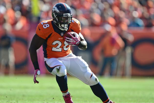 Montee Ball's Instant Fantasy Reaction After Week 8