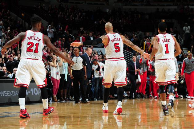 Final Offseason Grades for the Chicago Bulls