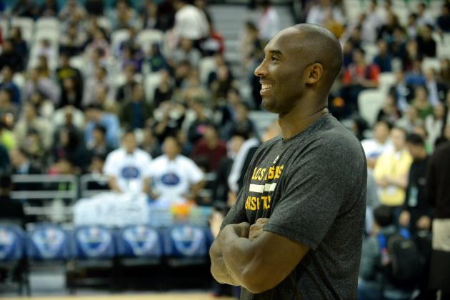 Will Kobe Bryant's Early Absence Be the Death Blow to Lakers' Season?