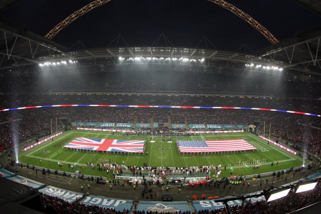 NFL Reportedly Considering 8-Game Package to Play in London