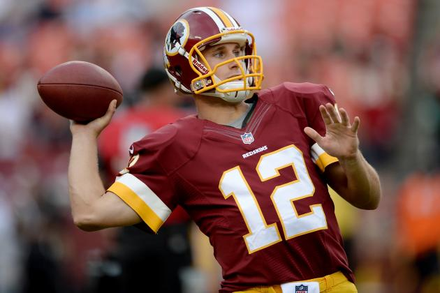 Kirk Cousins' Updated Fantasy Value After Robert Griffin III's Injury