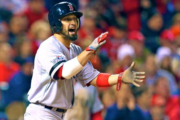 Shane Victorino Injury: Updates on Red Sox OF's Back, Likely Return Date