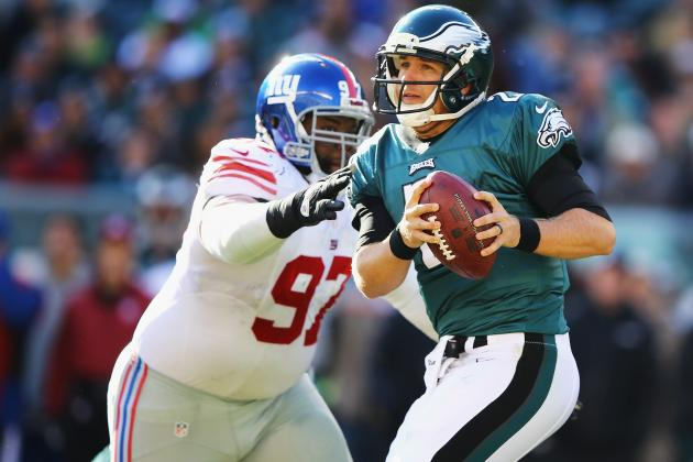 Giants vs. Eagles: Most Disappointing Performances in NFC East Clash