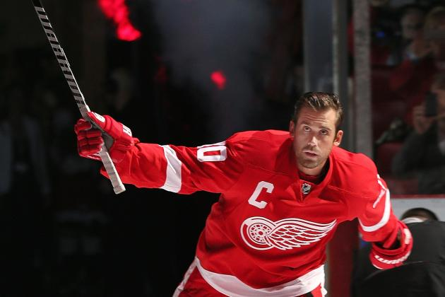 Detroit Red Wings Are Proving 2013-14 Preseason Expectations Were Way Too High