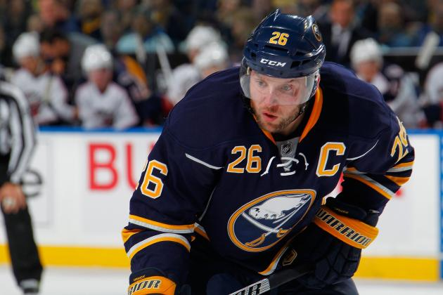Sabres Trade Thomas Vanek to Islanders for Matt Moulson and Draft Picks