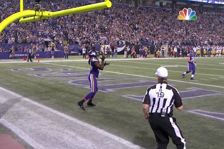 Vikings' Cordarrelle Patterson Sets NFL Record with 109-Yard TD on Kickoff