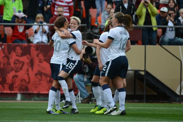 USWNT vs. New Zealand: 3 Things We Learned