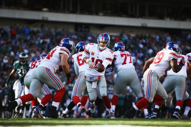 New York Giants Find Winning Formula with Victory over Philadelphia Eagles