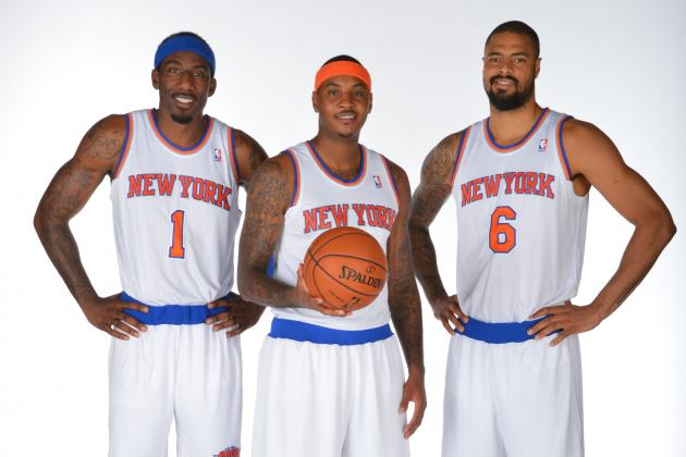 NY Knicks 2013-14: Lineup, Roster Predictions and Analysis
