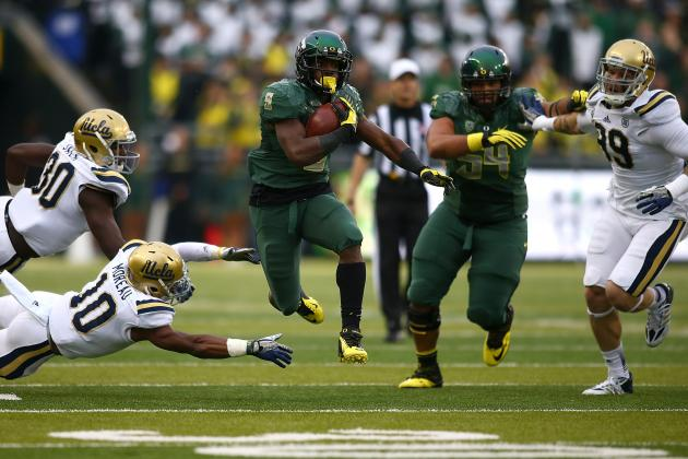 Oregon Football: UCLA Win, Showdown at Stanford Will Be Enough to Stay at No. 2