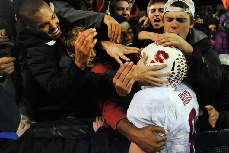 BCS Rankings 2013: Stanford Is Sitting Pretty If Chaos Ensues