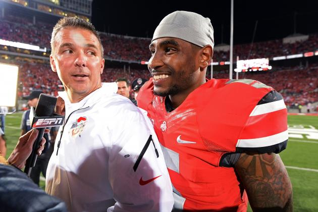 BCS Standings 2013: No. 4 Ohio State Closes Gap, Shows Style Points Still Matter