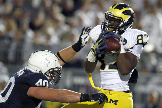 Michigan Football: Best- and Worst-Case Scenarios for Wolverines' Final 5 Games
