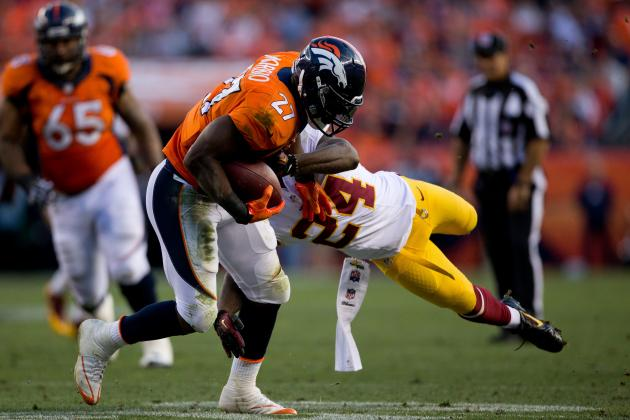 Broncos Get Scare from Washington, Rally for Runaway Win