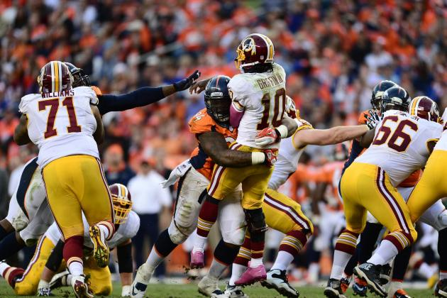 Denver Broncos Defense Shines in Blowout Win over Washington Redskins