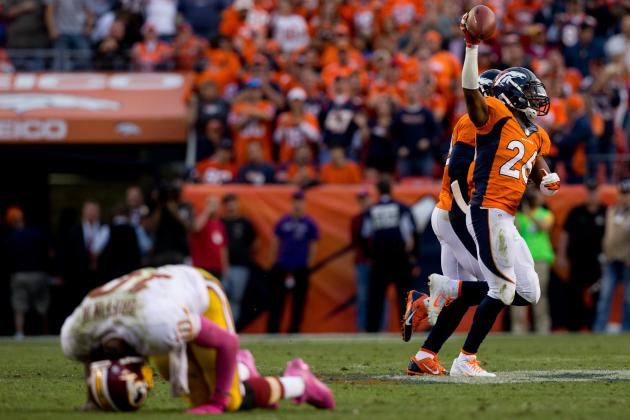 Peyton Manning and Strong D Lead Broncos to Dominate Second Half