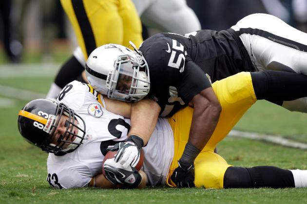 Defense Showcases Improved Pass Rush in Oakland Raiders Win over Steelers
