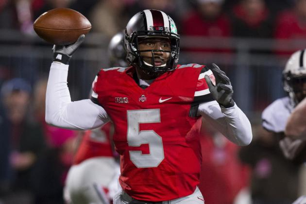 Ohio State Football: Braxton Miller Is Playing at an Elite Level