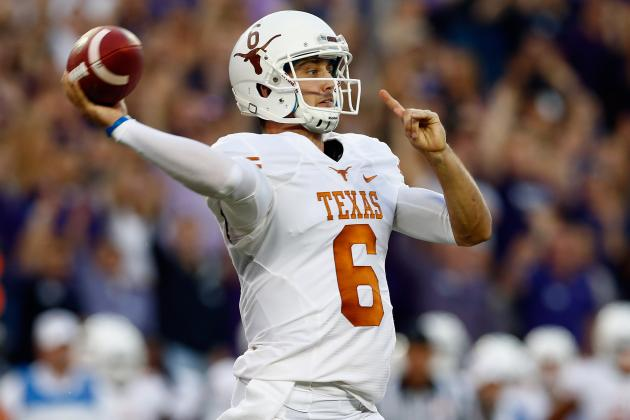 Texas Football: Can Case McCoy Beat Baylor?