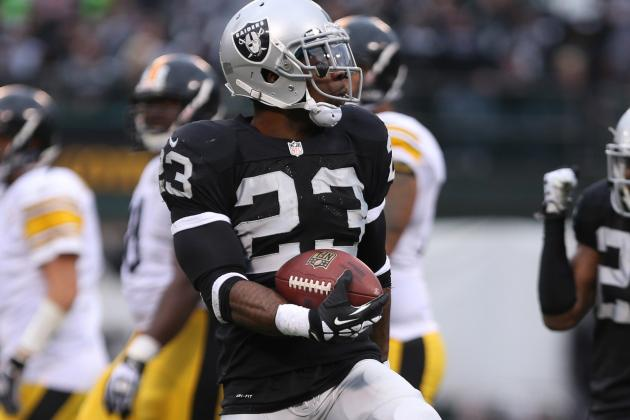 Terrelle Pryor Steals Headlines, but Oakland's Defense Deserves Major Credit