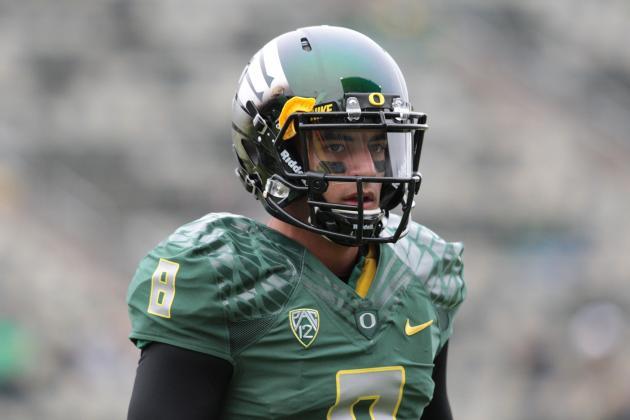 2014 NFL Mock Draft: Post Week 8 Breakdown