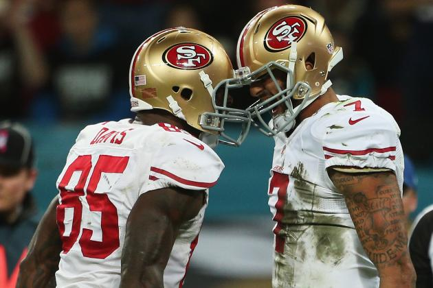 Can Anyone Stop the Healthy, Resurgent San Francisco 49ers?