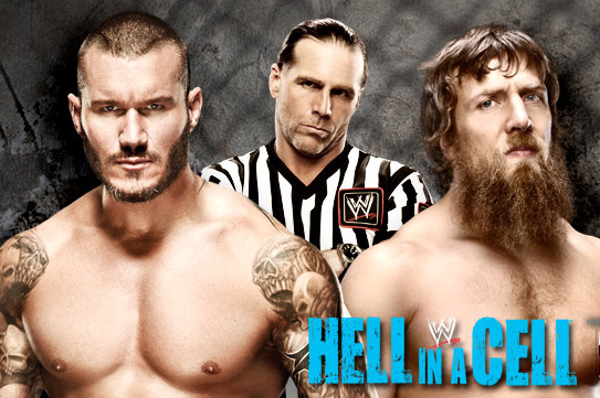 Daniel Bryan vs. Randy Orton Results: Highlights, Recap from Hell in a Cell
