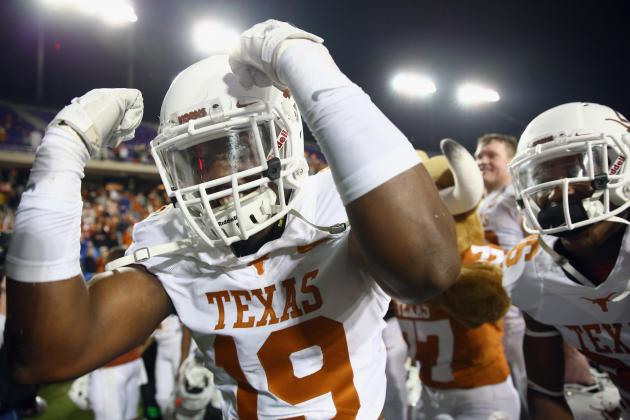 Texas Football: Best and Worst Case Scenarios for the 'Horns' Final Five Games