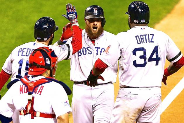 World Series 2013 Game 4: Live Score, Highlights for Red Sox vs. Cardinals