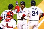 Red Sox Even World Series Behind Gomes' Blast